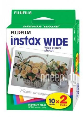 Аксессуар FujiFilm Wide Glossy 10/2PK  Pleer.ru  909.000