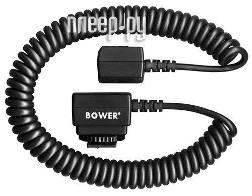 Аксессуар Bower E-TTL Cord - синхрокабель  Pleer.ru  1288.000