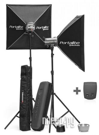 Комплект студийного света Elinchrom D-Lite 2 RX 200/200 20841.2  Pleer.ru  38948.000