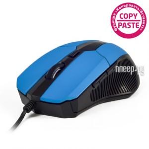 Купить Мышь CBR CM 301 Blue