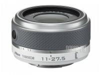 Nikon Nikkor 11-27.5 mm F/3.5-5.6 for Nikon 1 White (�������� Nikon)