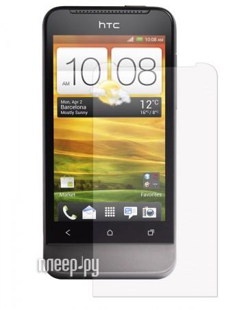Аксессуар Защитная пленка HTC One V MStyle глянцевая  Pleer.ru  94.000
