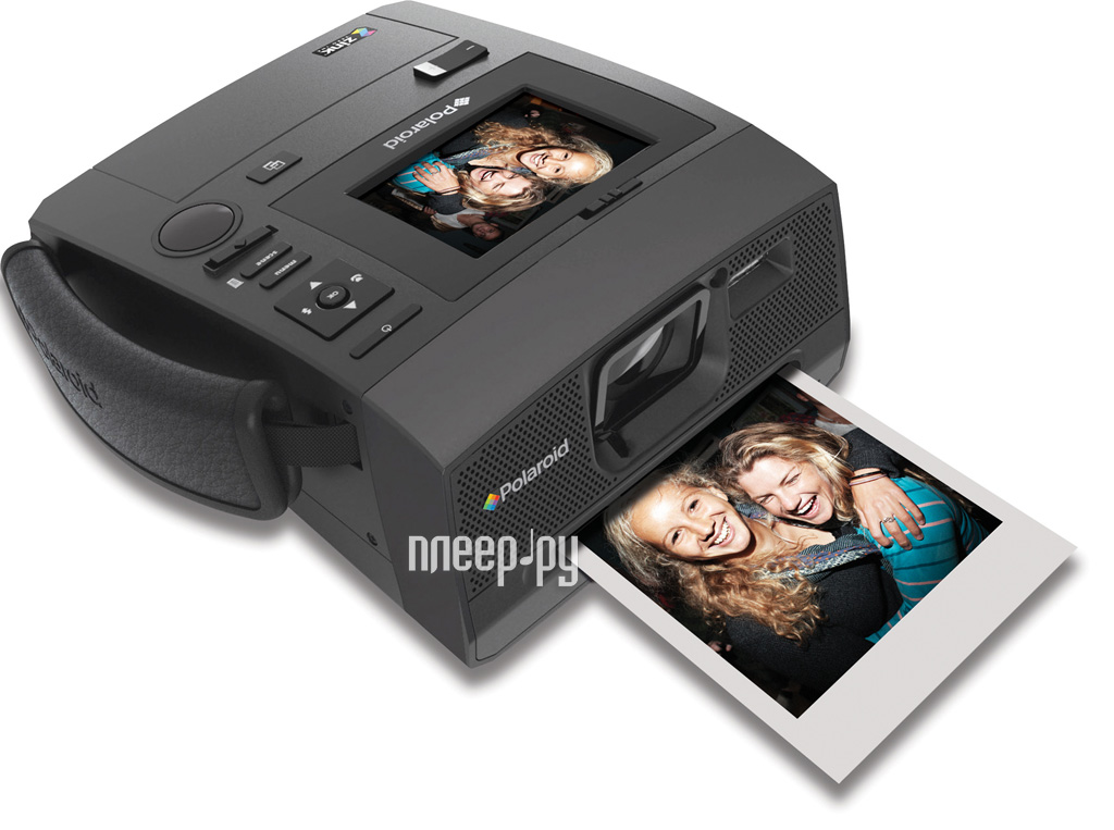 Фотоаппарат Polaroid Z340E  Pleer.ru  8535.000