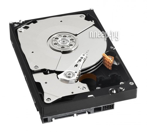 Жесткий диск 500Gb - Western Digital WD5003AZEX Caviar Black  Pleer.ru  2412.000