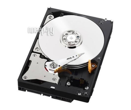 Жесткий диск 3Tb - Western Digital WD30EFRX Caviar Red  Pleer.ru  4650.000