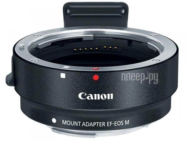 Переходное кольцо Canon Mount Adapter EF-EOS M - переходник  Pleer.ru  4487.000