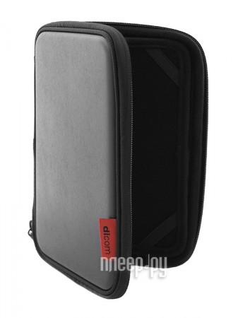 Аксессуар Чехол 7.0 Dicom T7 Matte Shell Black  Pleer.ru  810.000