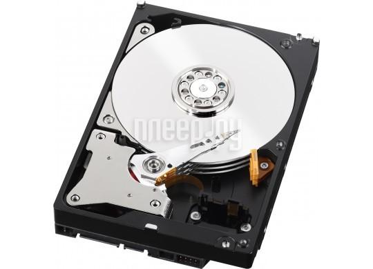 Жесткий диск 1Tb - Western Digital WD10EFRX Caviar Red  Pleer.ru  2601.000