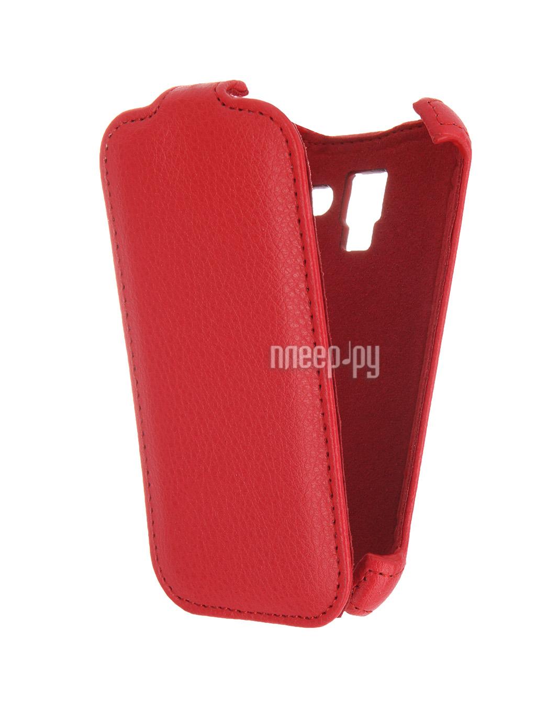 Аксессуар Чехол Samsung GT-i8160 Galaxy Ace 2 iBox Premium  Pleer.ru  1109.000