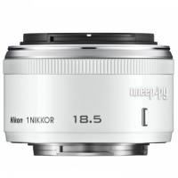 Nikon Nikkor 18.5 mm F/1.8 for Nikon 1 White (�������� Nikon)