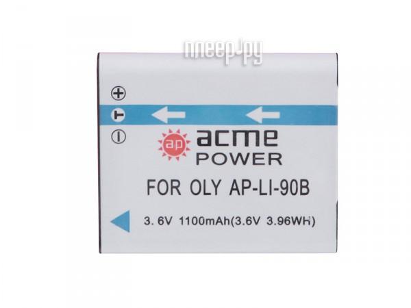 Аккумулятор AcmePower AP Li-90B  Pleer.ru  336.000