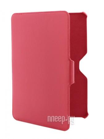 Аксессуар Чехол Samsung Galaxy Note GT-N8000 / 10.1 iBox Premium кожаный Red