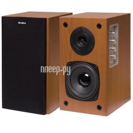 Мини-колонка Sven SPS-611S Wood  Pleer.ru  1481.000