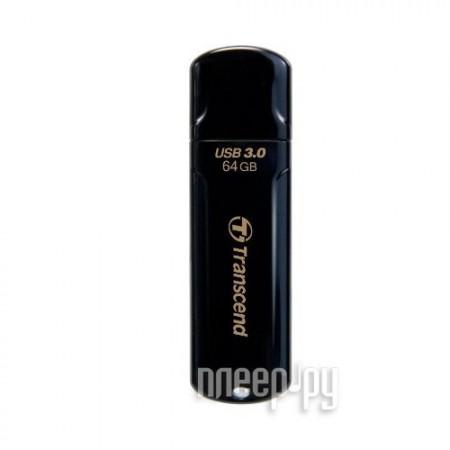 USB Flash Drive 64Gb - Transcend FlashDrive JetFlash 700 TS64GJF700