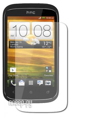 Аксессуар Защитная пленка HTC Desire C Media Gadget Premium / Brando  Pleer.ru  94.000