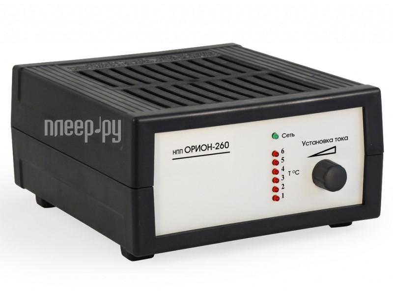 схема зарядного устройства Орион PW260 - База схем.
