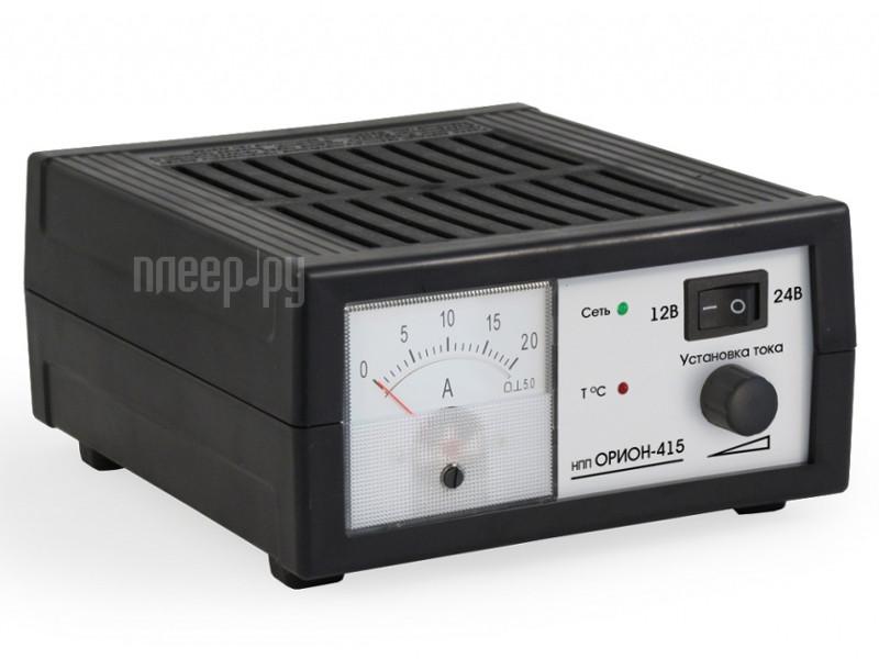 Пускозарядное устройство орион pw электрическая схема.