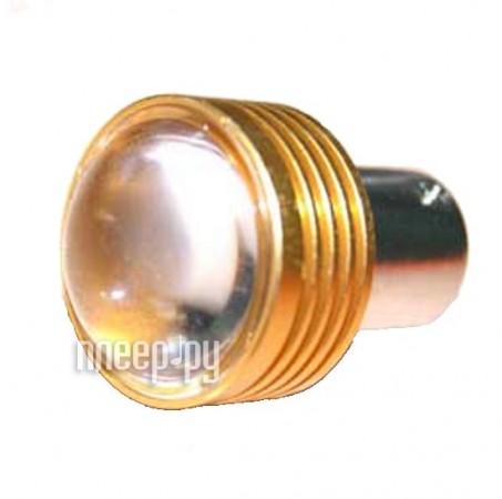 Светодиодная лампа Vizant T20-5 BA15S 12V 5W White, суперяркий 0437 (2 штуки)  Pleer.ru  262.000