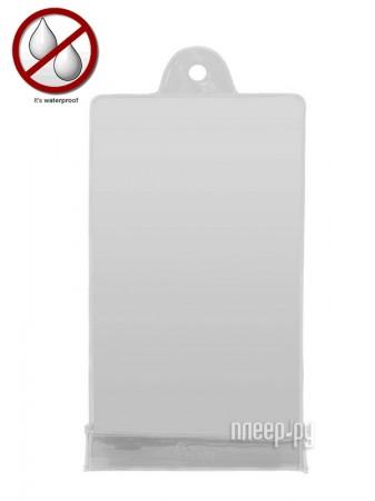 Аксессуар Чехол SOX Waterproof Case WP 01 водонепроницаемый White 180x100mm  Pleer.ru  585.000