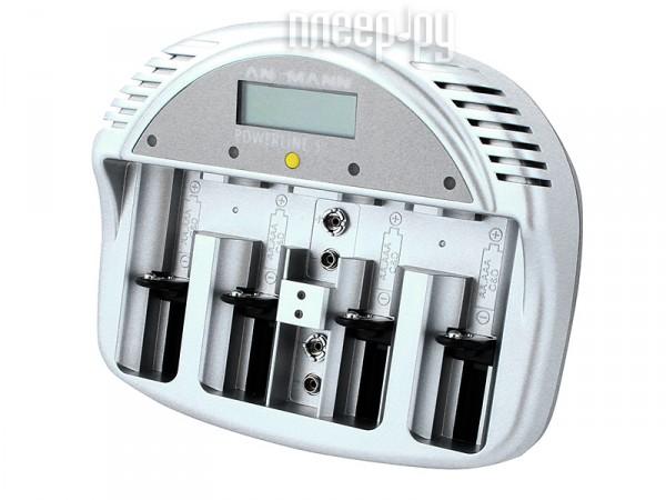 Зарядное устройство Ansmann Powerline 5 LCD 5707083