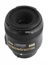 Nikon Nikkor AF-S  40 mm F/2.8 G DX Micro (�������� Nikon)