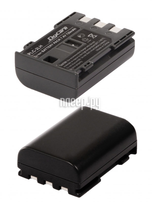 Аккумулятор DigiCare PLC-2LH  Pleer.ru  661.000