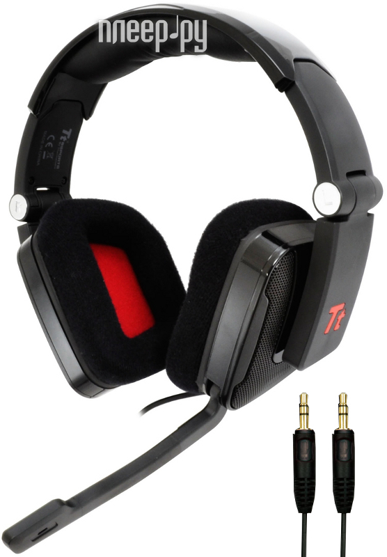 Гарнитура Tt eSPORTS by Thermaltake Shock Gaming Headset