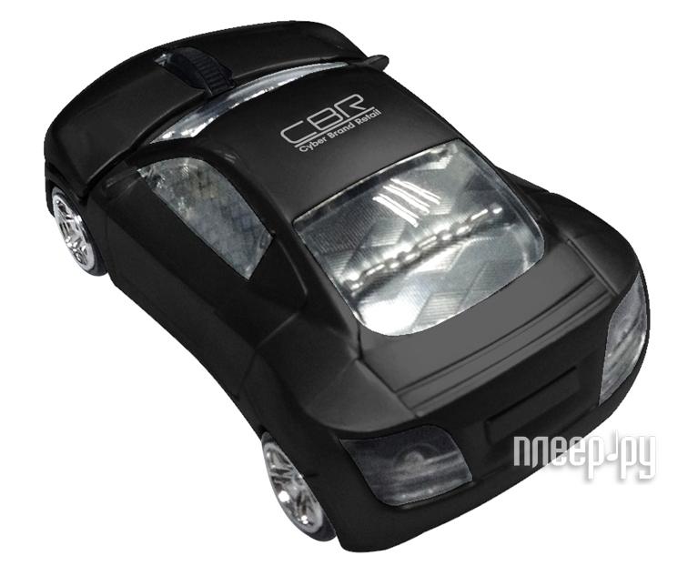 Мышь CBR MF 500 Cosmic Black  Pleer.ru  298.000