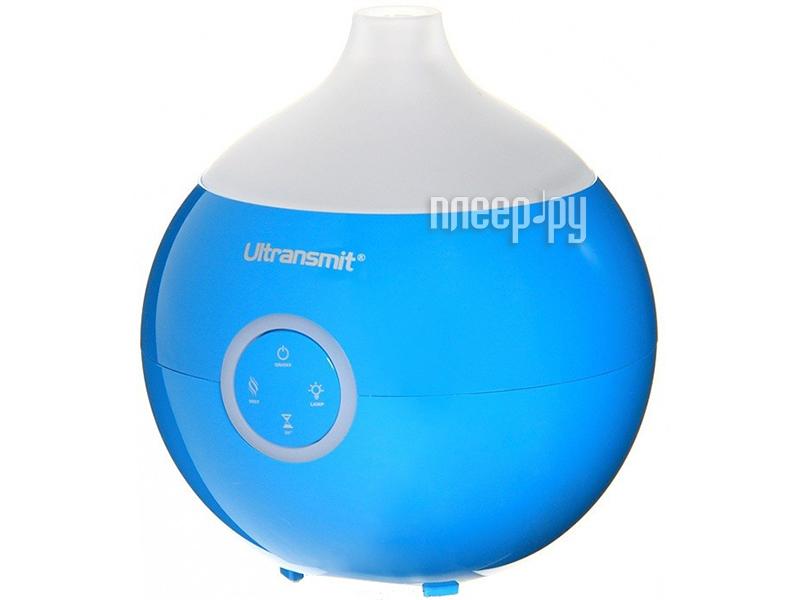 Увлажнитель воздуха Ultransmit KW-017 Blue  Pleer.ru  1591.000