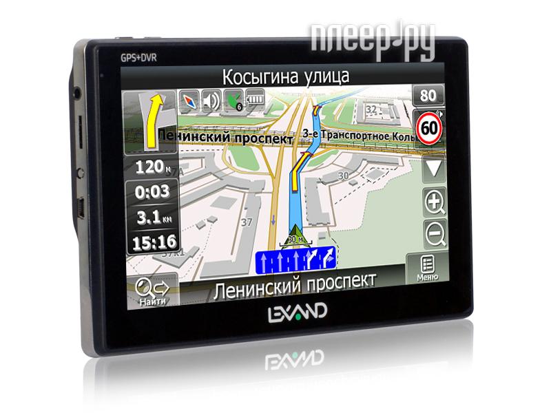 Навигатор Lexand STR-7100 HDR Навител Навигатор  Pleer.ru  3946.000