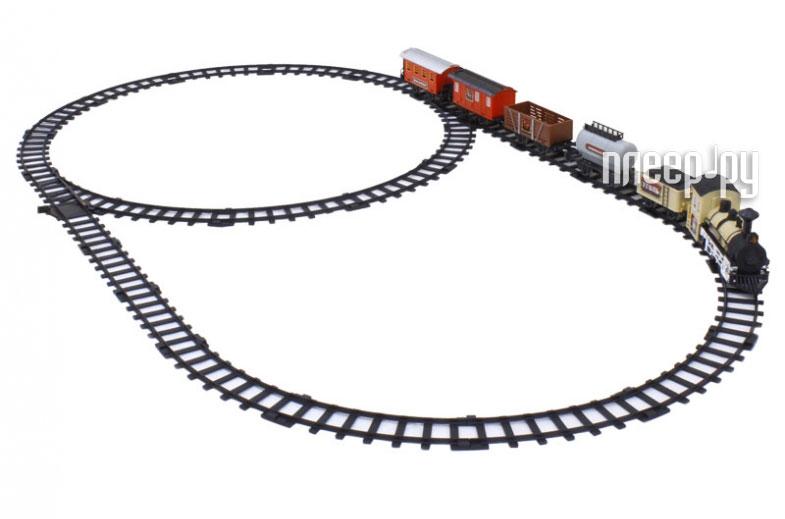 Железная дорога 1Toy GoldLock Восточный экспресс - железная дорога T54433  Pleer.ru  1101.000
