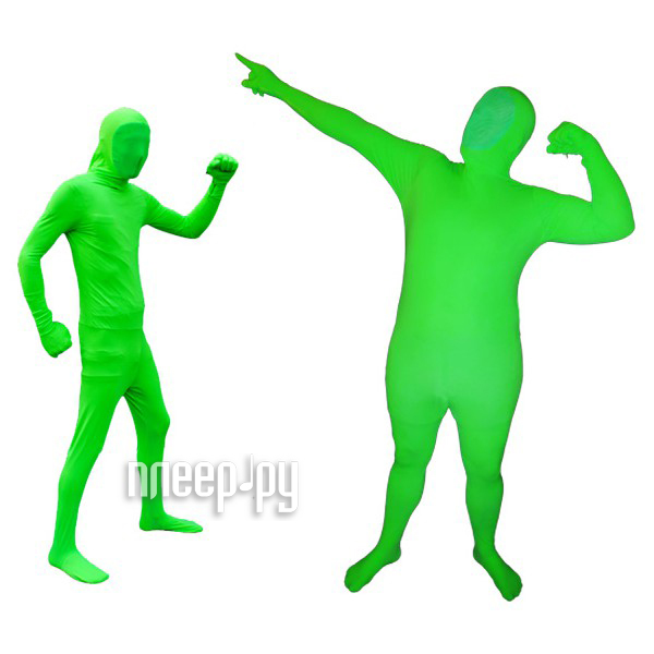 Спецэффект Костюм MY Spider Key L Green  Pleer.ru  3047.000