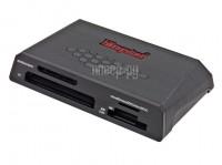 Kingston Media Reader USB 3.0 FCR-HS3 Black