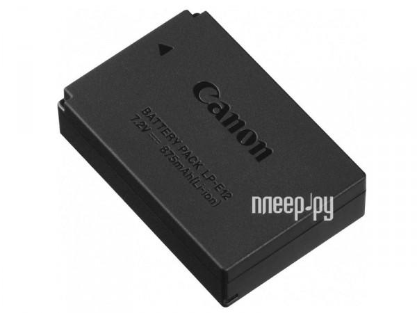 Аккумулятор Canon LP-E12 for EOS-M  Pleer.ru  1778.000