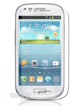 Аксессуар Защитная пленка Samsung GT-i8190 Galaxy S III Mini LuxCase 80551 / LaZarr антибликовая  Pleer.ru  555.000