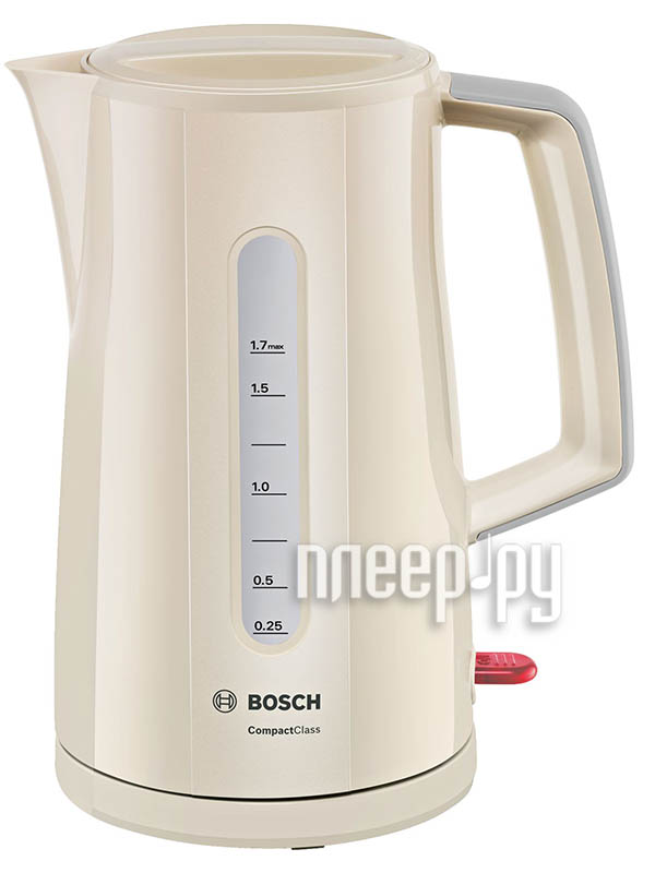 Чайник Bosch TWK 3A017 Beige