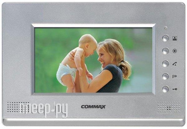 Видеодомофон Commax CDV-70A Vizit Silver  Pleer.ru  7097.000