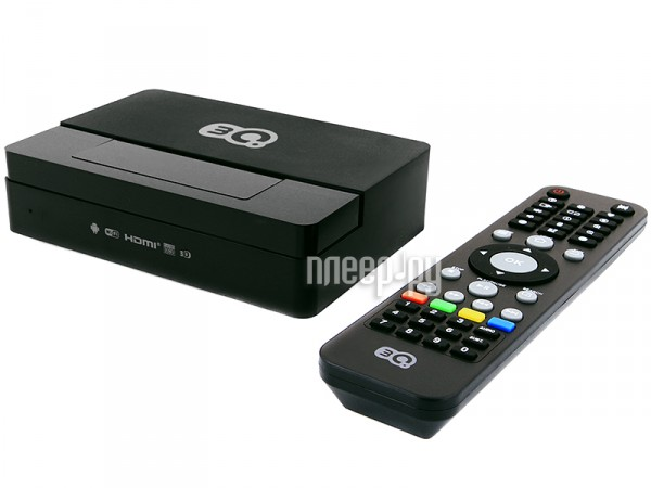 Медиаплеер 3Q Appy 3QMMP-AB290HW T61720  Pleer.ru  1688.000