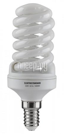 Энергосберегающая лампа Компактный винт E14 15 Вт 6500K.