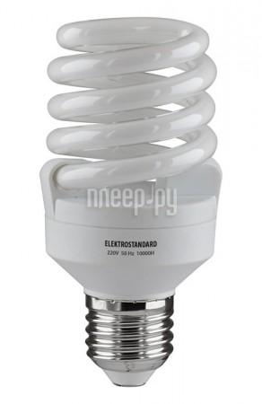 Лампа энергосберегающая спираль Elektrostandard; цоколь E27; 24W; белый свет.