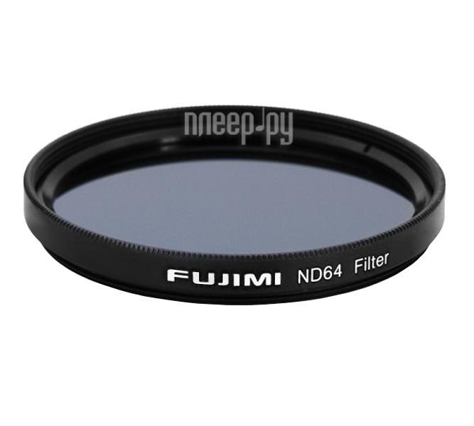 Светофильтр Fujimi ND64 55mm  Pleer.ru  1002.000