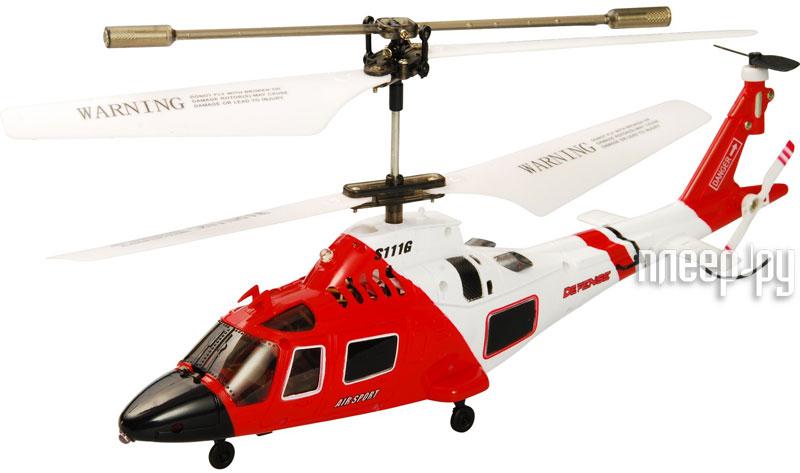 Вертолет Syma S111G Red  Pleer.ru  647.000