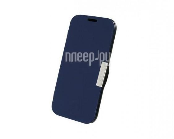 Аксессуар Чехол Galaxy Note 2 N7100 Palmexx Book Cover Blue PX/SMT SAM NOTE2 BLUE  Pleer.ru  850.000