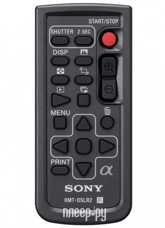 Пульт ДУ Sony RMT-DSLR2  Pleer.ru  1280.000