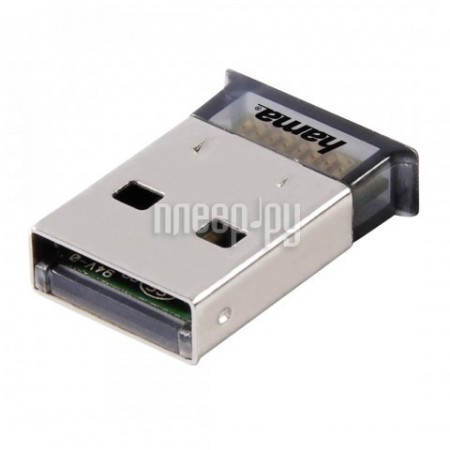 Bluetooth передатчик Bluetooth USB 3.0 adapter - Hama Nano H-49237 - 10 метров  Pleer.ru  488.000