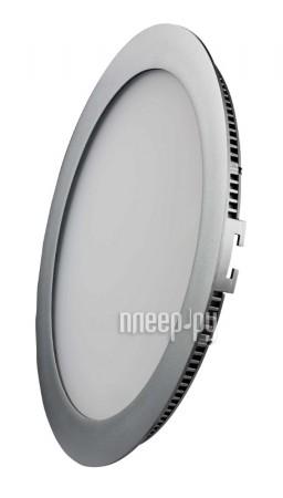 Светильник X-flash Round Panel 10-inch XF-RP-240-18W-3K желтый свет, матовый рассеиватель 43279  Pleer.ru  1650.000