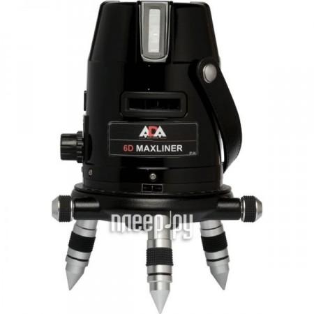 Нивелир ADA 6D Maxliner