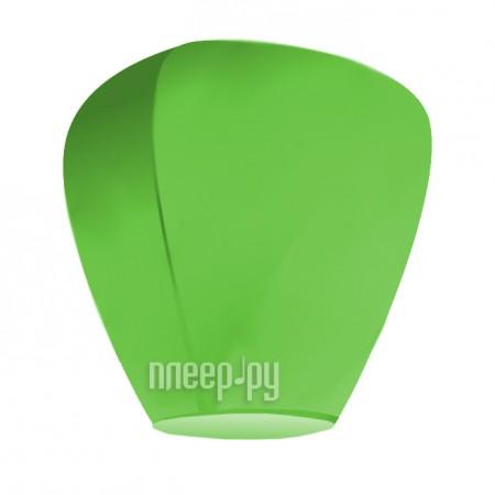 Небесный фонарик желаний Nebofon Малый Бриллиант Green  Pleer.ru  264.000