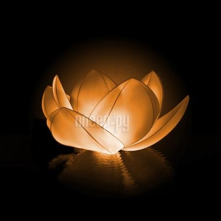 Небесный фонарик желаний Nebofon Водная лилия Orange  Pleer.ru  235.000