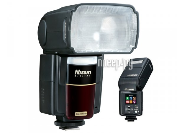 Вспышка Nissin MG8000 for Nikon  Pleer.ru  20878.000